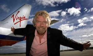 Richard Branson Fundador de Virgin